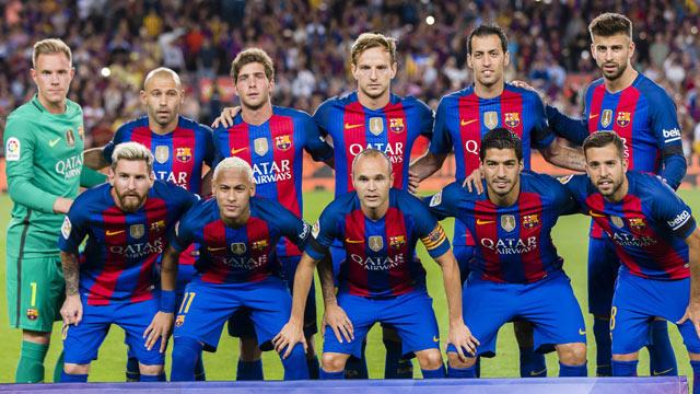 Kedudukan: Semua Pengurus Barcelona Sejak 2000