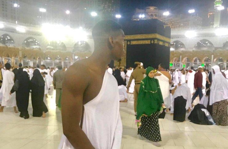 "Ka'abah ""Pemandangan Paling Indah Saya Pernah Lihat"" – Paul Pogba"