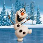 Olaf Kembali Menemui Peminat Frozen
